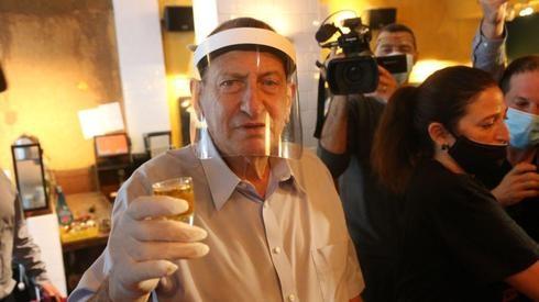 El alcalde de Tel Aviv, Ron Huldai.