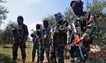 Las fuerzas de Hezbollah en el sur del Líbano
