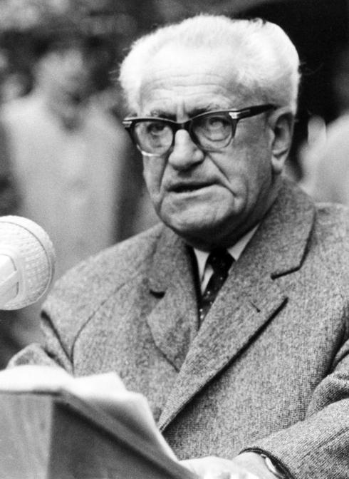 Fritz Bauer, el juez que declaró culpable al coronel nazi