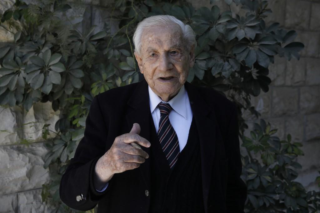 Gabriel Bach fue el encargado de investigar a Eichmann durante el juicio llevado a cabo en Israel