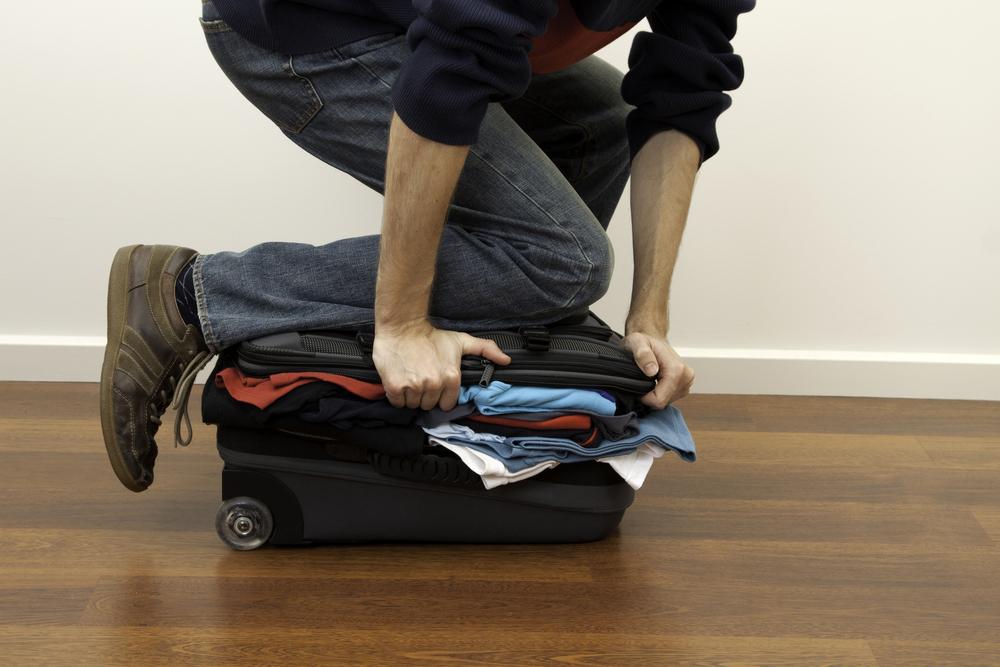 Ya no habrá que preocuparse por el exceso de equipaje.