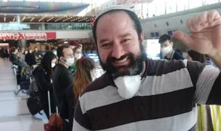 """""""El vuelo que partió este martes incluye israelíes repatriados y nuevos inmigrantes al Estado judío."""