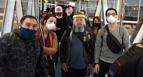 Entre repatriados y nuevos inmigrantes, la agencia Amsalem informó que 178 pasajeros viajaron de Argentina a Israel