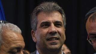 Eli Cohen, ministro de Economía de Israel.