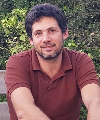 Oded Nir, investigador del departamento de Desalinización y Tratamiento del Agua del Instituto Zuckerberg de Investigación de Agua de la Universidad Ben Gurion del Néguev.
