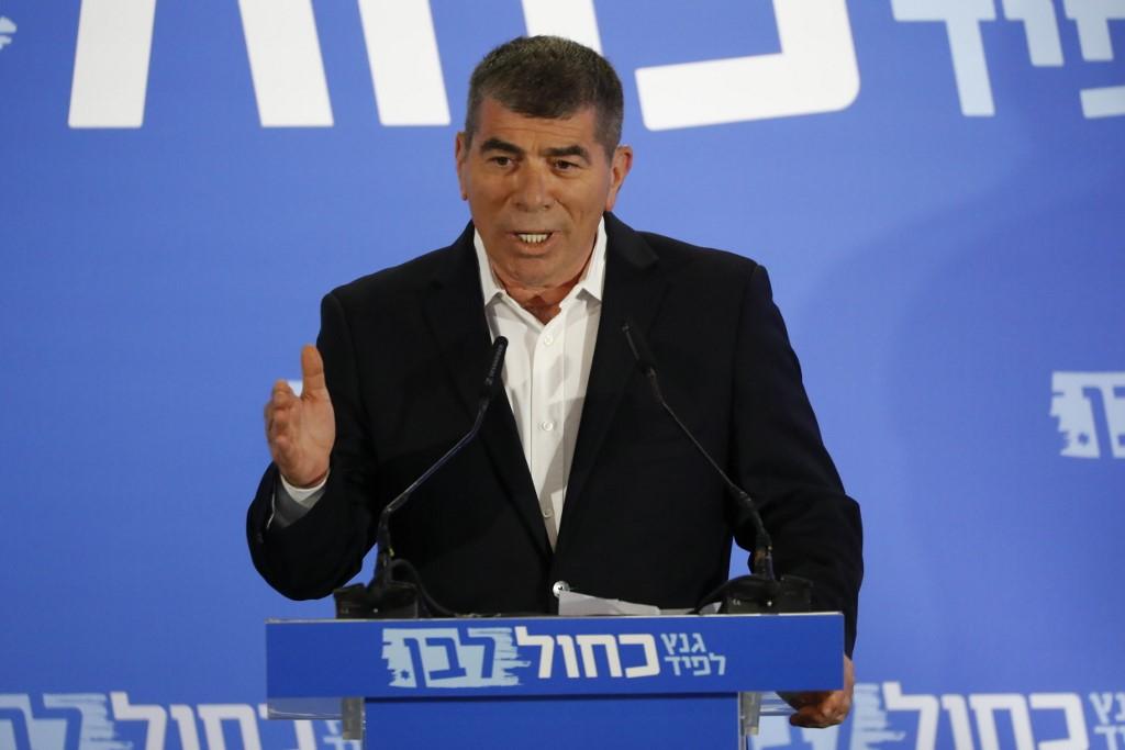Gabi Ashkenazi, flamante ministro de Relaciones Exteriores de Israel.