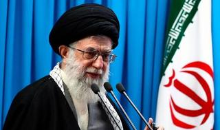 El líder supremo de Irán, Alí Jamenei.