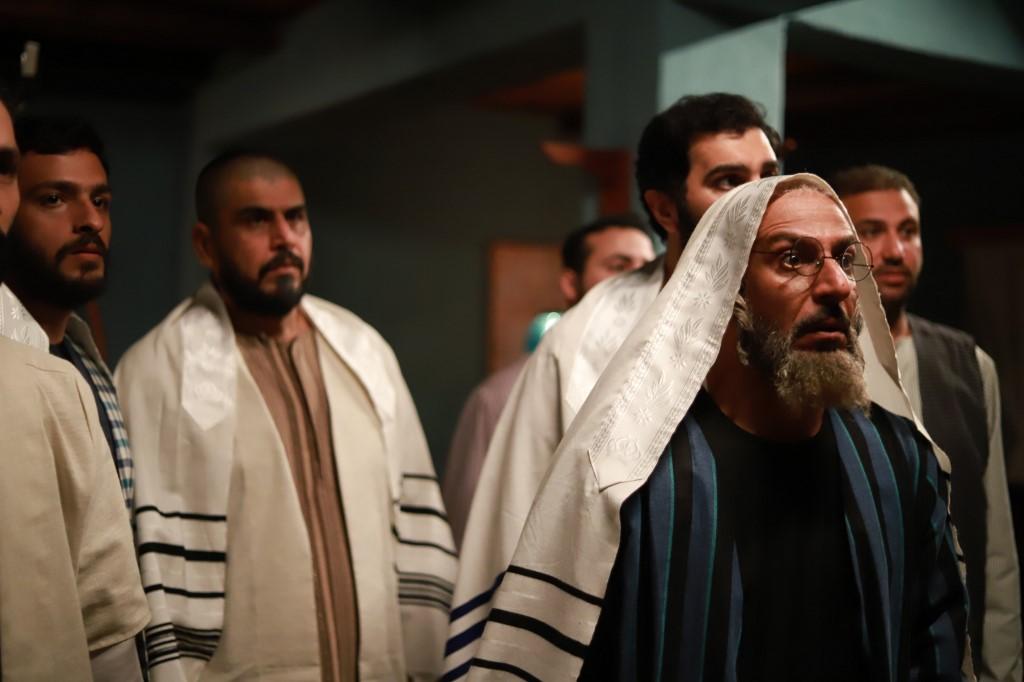 La serie saudita 'Um Haroun' relata la vida de los judíos en un pueblo de Kuwait en 1940.