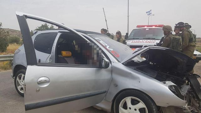 Lugar del ataque en el que Shadi Ibrahim resultó gravemente herido.