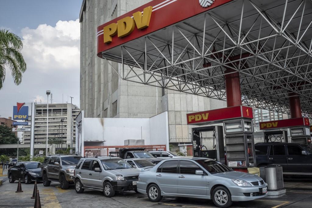 La petrolera estatal venezolana PDVSA.