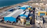 Shorek 2, la planta desalinizadora más grande Israel.