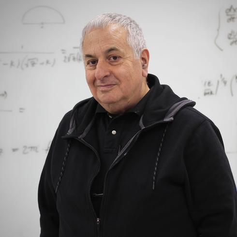 Profesor Avishai Dekel.