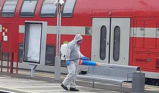 Coronavirus trenes