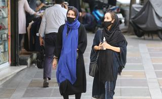 Irán es el país del Medio Oriente más afectado por el coronavirus.