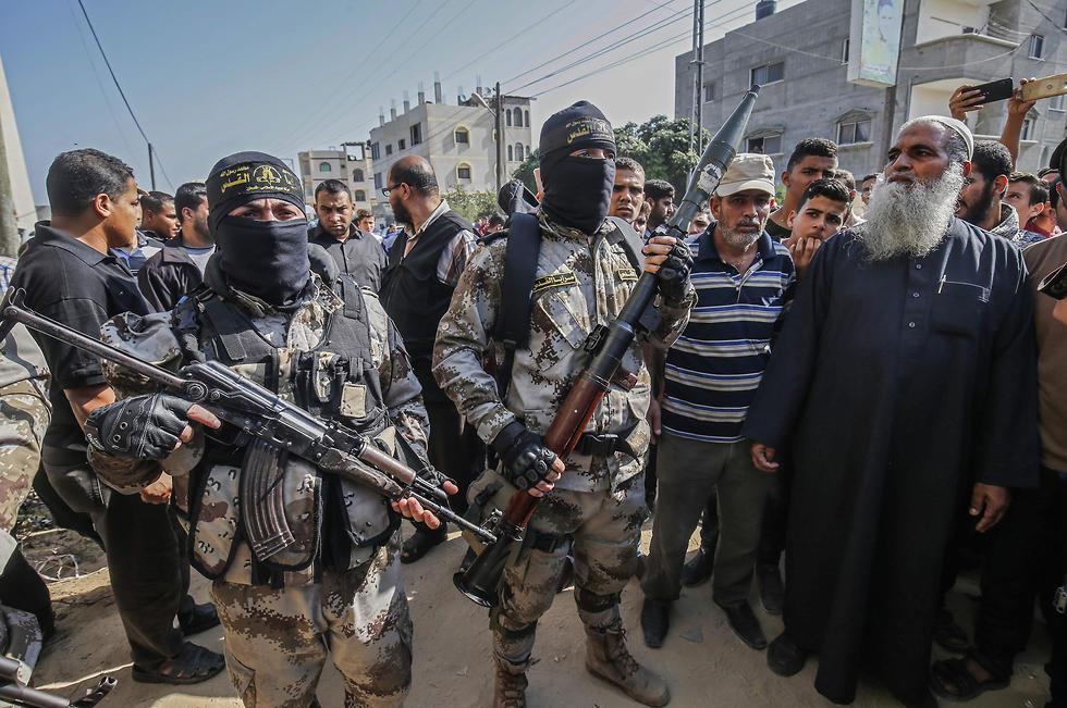 La Yihad Islámica fue la responsable de la muerte de decenas de israelíes.