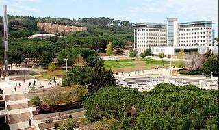 Technion. El Instituto de Tecnología de Israel en Haifa.