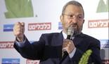 Ehud Barak, ex primer ministro de Israel.