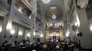 Sinagoga Templo Libertad en Buenos Aires