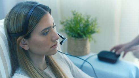 Sistema EyeControl ['control por medio de los ojos']. Comunicación mediante el parpadeo.