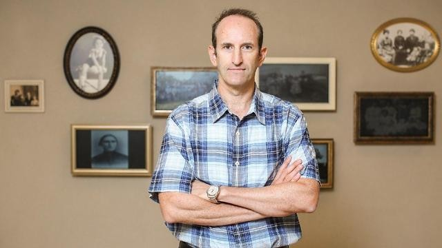 Gilad Japhet, director ejecutivo de MyHeritage.