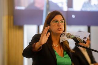 Claudia Neira, la diputada que impulsó la iniciativa en la Legislatura porteña.