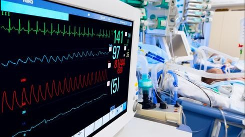 Monitoreo de datos del paciente.