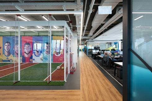 Oficinas de WSC Sports