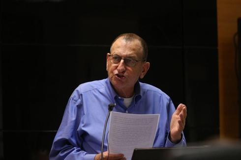 Ron Huldai, alcalde de Tel Aviv.