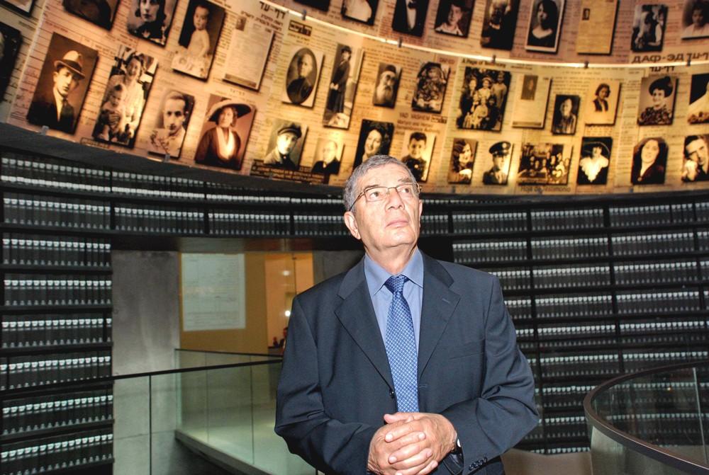Avner Shalev. de 81 años, anunció que renunciaría a fin de año.
