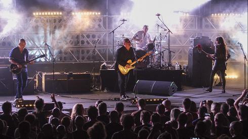Pixies se presentó en Cesarea en el año 2017.
