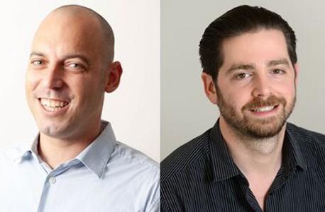 Omer Schneider y Nir Giller, cofundadores de CyberX.