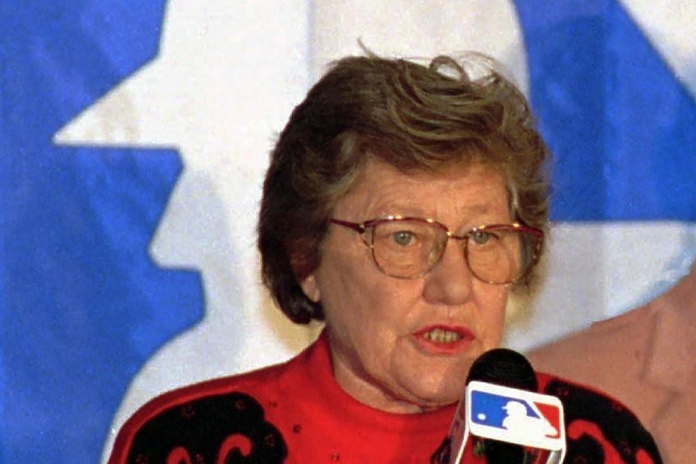 A lo largo de su vida Marge Schott se hizo conocida por sus declaraciones racistas.