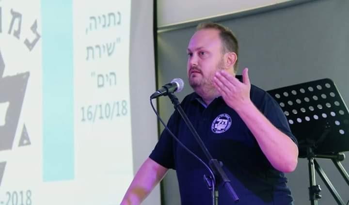 Enrique Rosenburt está en permanente contacto con inmigrantes latinos por su tarea en el movimiento Hejalutz Lamerjav.