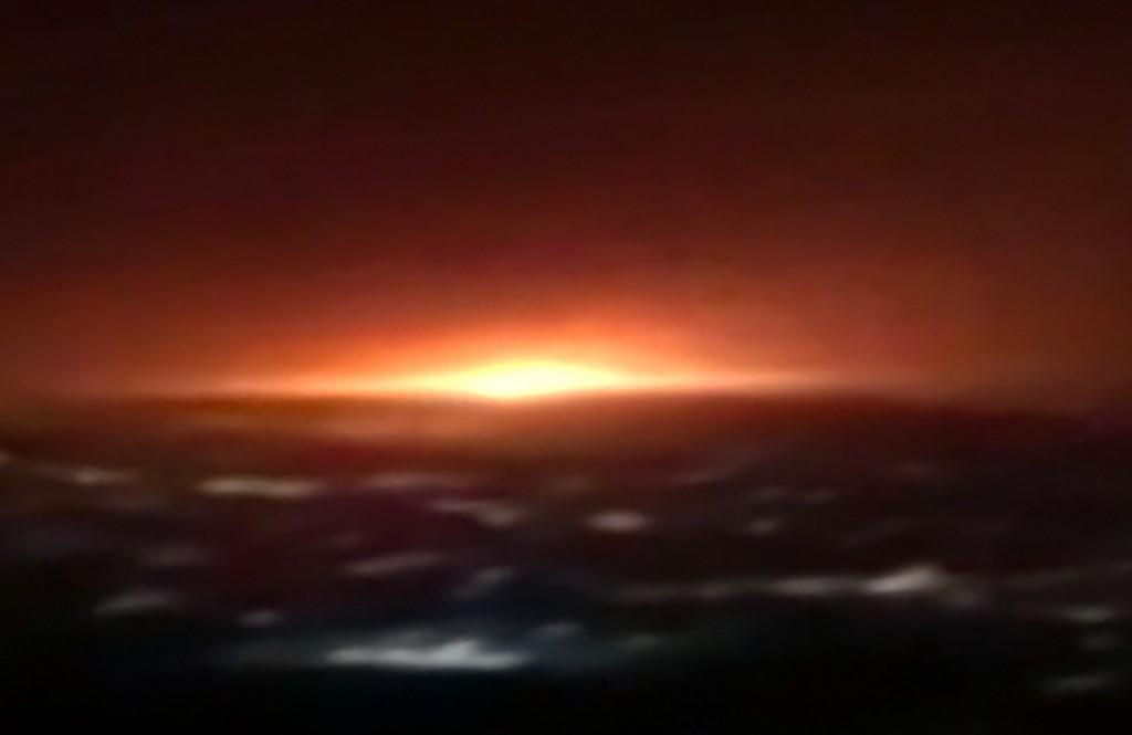Explosión Teheran