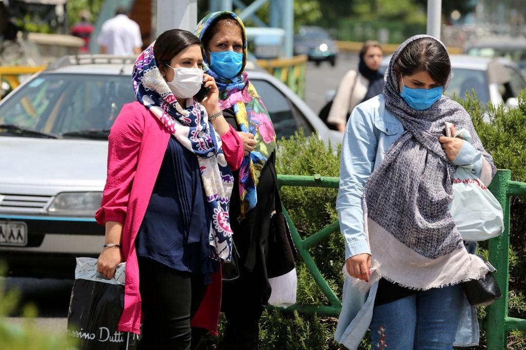 Irán es el país más golpeado por el coronavirus en el Medio Oriente.