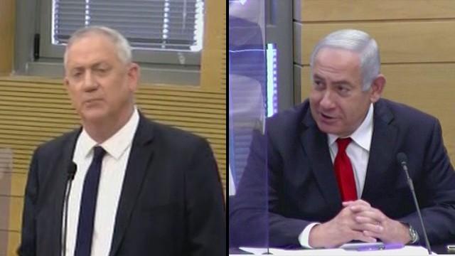 Desacuerdos entre Netanyahu y Gantz respecto de la fecha para iniciar el proceso de anexión de partes de Cisjordania.