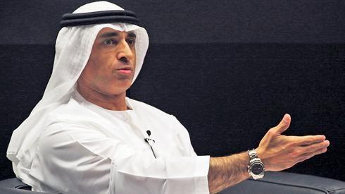 El embajador de EAU en Estados Unidos, Yousef Al Otaiba.