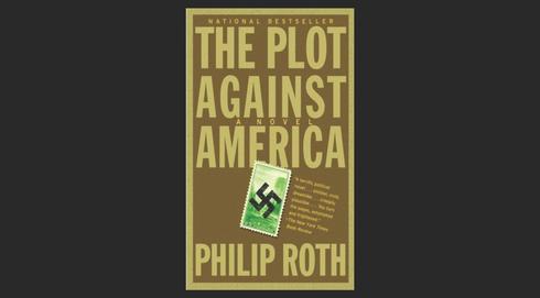 """""""The Plot Against America"""" y otras portadas de libros de Philip Roth."""