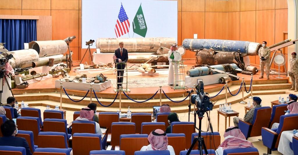 Estados Unidos y Arabia Saudita buscan mantener el embargo de armas a Teherán.
