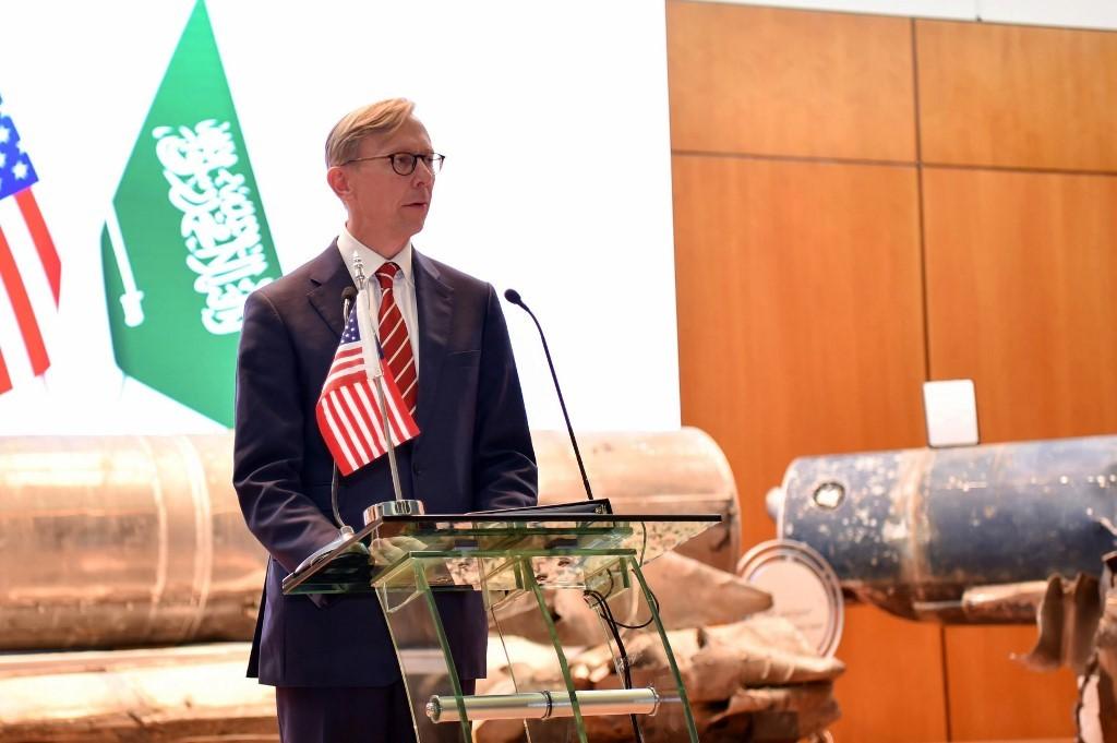 Brian Hook, enviado especial de Estados Unidos para Irán