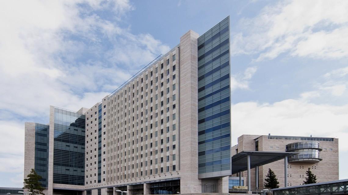 Centro Médico Hadassah en Israel.