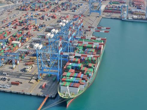 Innovación en el puerto de Ashdod.