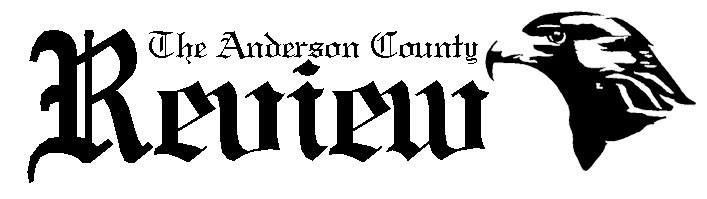 The Anderson County Review.