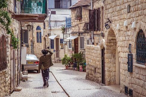 La ciudad norteña de Safed es tradicionalmente un destino turístico popular