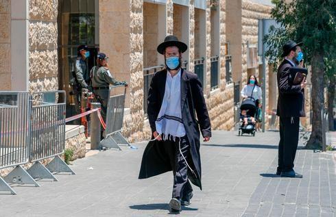 Jerusalem es una de las ciudades más golpeadas por el coronavirus en Israel.