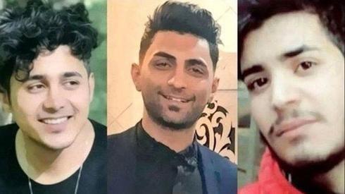 Irán suspendió la ejecución de los tres iraníes que participaron de las protestas.