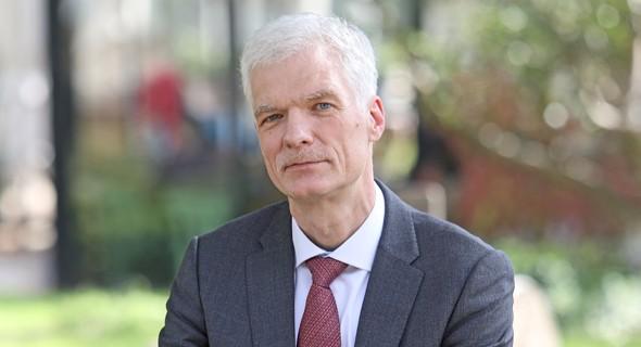Andreas Schleicher, educador.