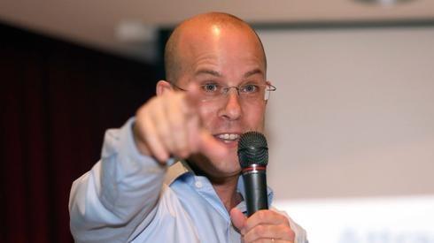 Itai Green, fundador y CEO de Innovate Israel.
