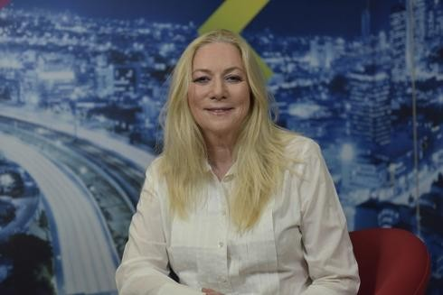 Anya Eldan, vicepresidenta de la Autoridad de Innovación de Israel y jefa de su división de inicio.