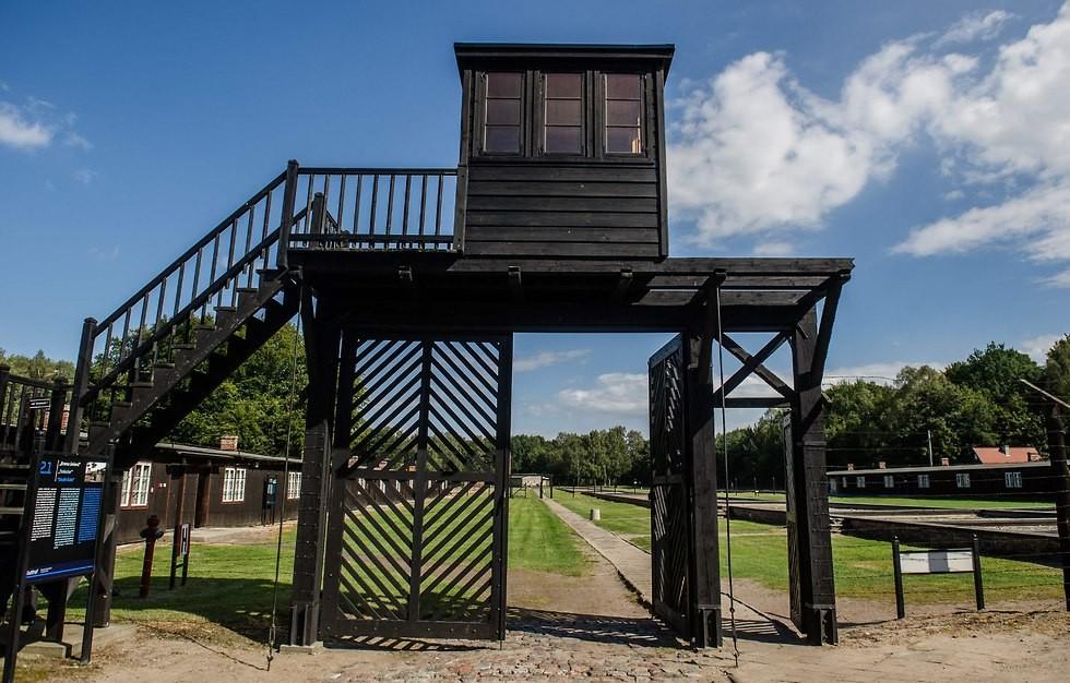 Campo de concentración de Stuthoff.